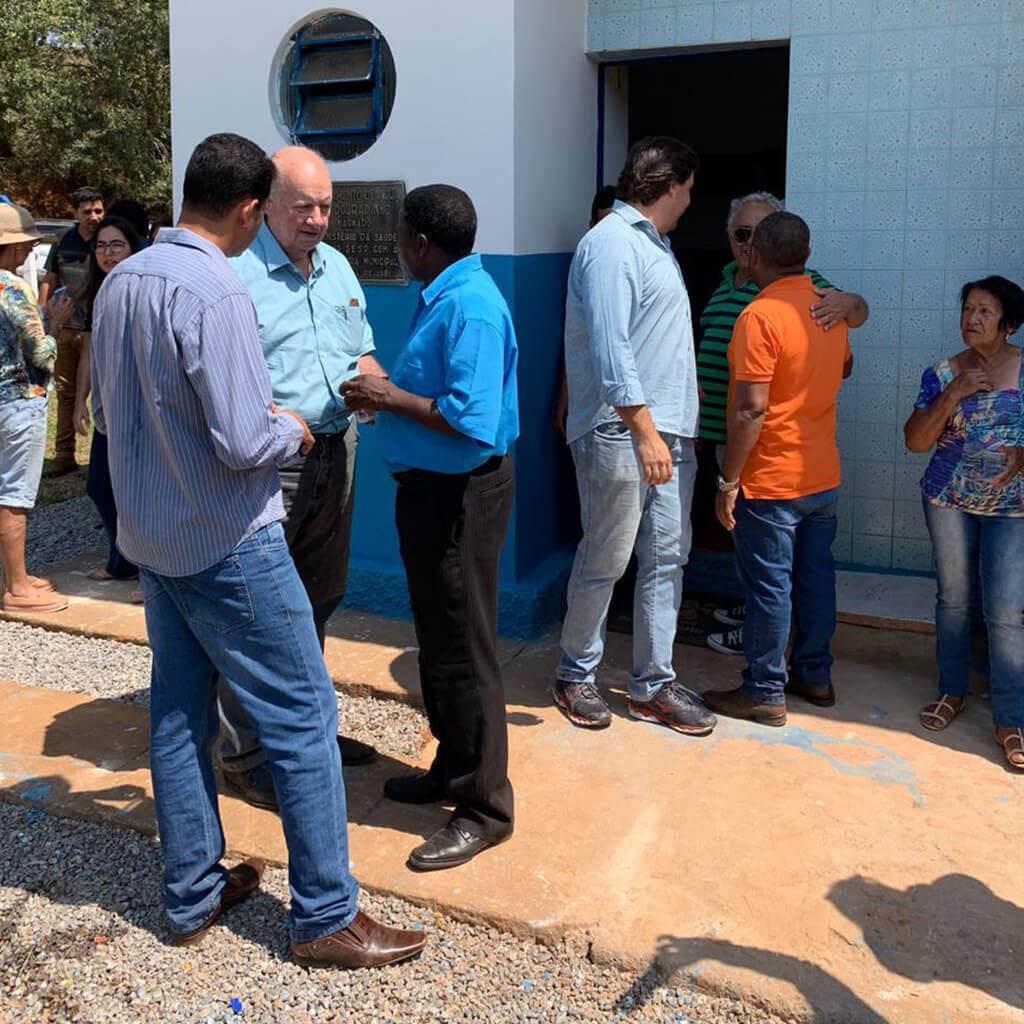 Reforma do poço artesiano e sistema de distribuição de água de Douradinho 1 (1)