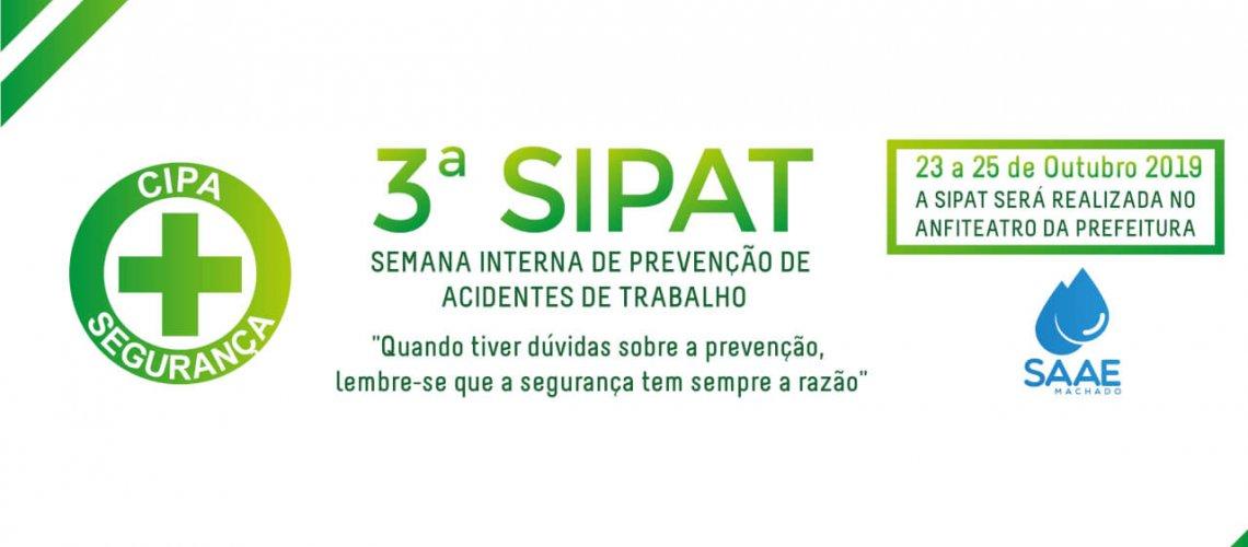 SIPAT - SAAE MACHADO